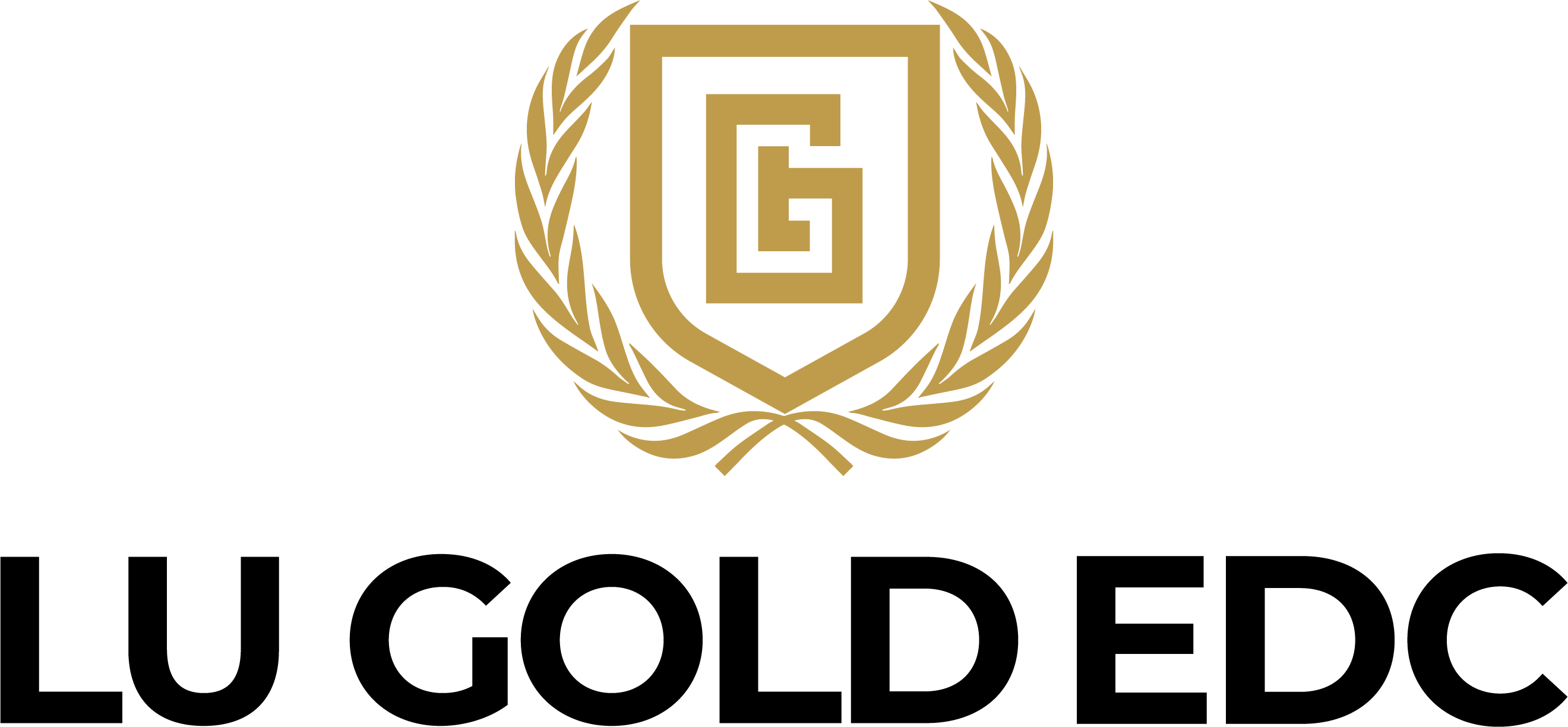 LU GOLD EDC logo